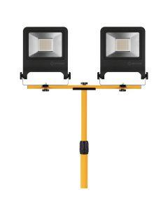 Naświetlacz LED Przenośna Lampa Robocza STATYW 2x50W 4000K IP65 WORKLIGHT VALUE LEDVANCE