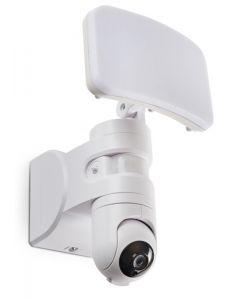 Naświetlacz LED KAMI 10W 4000K z Czujnikiem i Kamerą Wi-Fi 720p