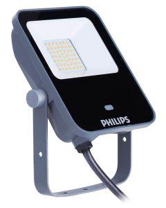 Naświetlacz LED 10W 1050lm 4000K Czujnik Ruchu + Pilot Philips Ledinaire