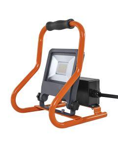 Naświetlacz Roboczy Przenośny LED 30W 4000K + 2x Gniazdo 230V WORKLIGHTS R-STAND Ledvance