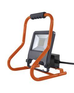 Naświetlacz Roboczy Przenośny LED 50W 4000K + 2x Gniazdo 230V WORKLIGHTS R-STAND Ledvance