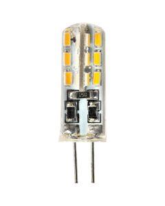 Żarówka LED G4 KAPSUŁKA 2W = 25W 220lm 3000K Ciepła 270° LUMILED