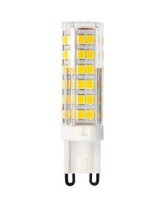 Żarówka LED G9 KAPSUŁKA 7W = 60W 665lm 3000K Ciepła 360° LUMILED