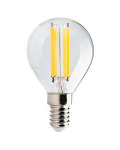 Żarówka LED E14 P45 7W = 60W 770lm 4000K Neutralna 360° Filament LUMILED