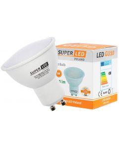 Żarówka LED GU10 5W = 50W 450LM 3000K Ciepła SUPERLED