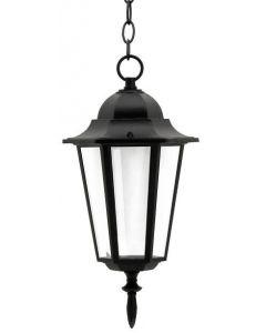 Lampa Ogrodowa Wisząca LIGURIA-LT 1xE27 92cm Czarna - Polux
