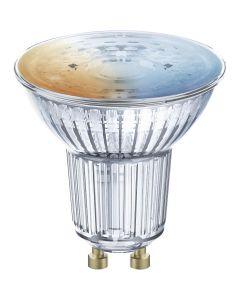 3PAK Żarówka LED GU10 5W 350lm CCT LEDVANCE SMART+ WiFi  Ściemnialna