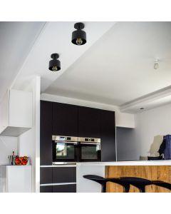 lampa sufitowa loft