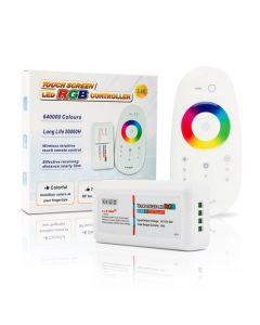 Sterownik LED RGB ODBIORNIK 216W + Pilot RF Wi-Fi Mi-Light - FUT025