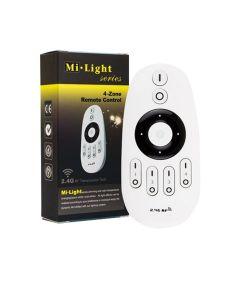 Pilot LED CCT radiowy 4 STREFOWY BUTTON Wi-Fi 2.4Ghz Mi-Light - FUT007