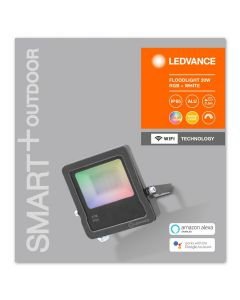 Naświetlacz LED Halogen 20W RGB+W IP65 SMART+ WiFi FLOOD LEDVANCE