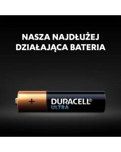 Baterie Alkaliczne Duracell ULTRA AA LR6 Blister 8szt