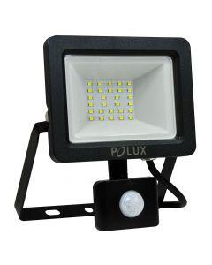Naświetlacz LED LPP20CWSGB 20W czujnik ruchu i zmierzchu POLUX