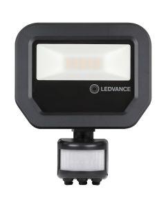 Naświetlacz LED z czujnikiem ruchu Lampa Halogen 10W 4000K IP65 FLOODLIGHT SENSOR Ledvance