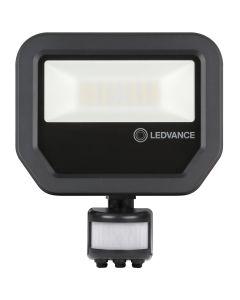 Naświetlacz LED z czujnikiem ruchu Czarny 20W 3000K IP65 FLOODLIGHT SENSOR Ledvance