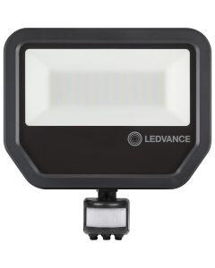 Naświetlacz LED z czujnikiem ruchu Czarny 50W 4000K IP65 FLOODLIGHT SENSOR Ledvance