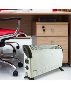 KONWEKTOR Grzejnik Elektryczny CH-1500SW biały max 1500W Polux