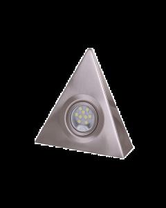 Oprawa meblowa OKT 9x LED PODSZAFKOWA RUM-LUX 1,8W TRÓJKĄTNA