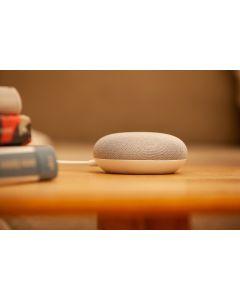 Żarówka LED E27 7W CCT A60 FILAMENT SMART+ Bluetooth LEDVANCE + Głośnik Google Home Mini Szary
