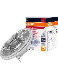 Żarówka LED AR111 G53 11,8W = 50W 650lm 2700K 12V 40° CRI90 Ściemnialna PARATHOM OSRAM