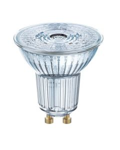 Żarówka LED HALOGEN GU10 8,3W = 80W 550lm 2700K CRI90 ściemnialna OSRAM Parathom 36°