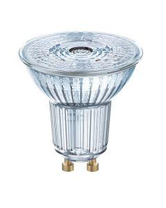 Żarówka LED HALOGEN GU10 8,3W = 80W 550lm 3000K CRI90 ściemnialna OSRAM Parathom 36°