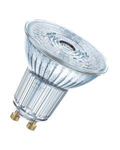 Żarówka LED GU10 5,5W = 50W 350lm 4000K Neutralna 36° CRI90 OSRAM Parathom Ściemnialna