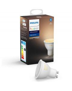Żarówka LED GU10 5W Philips HUE White Ambiance Bluetooth Zigbee 8718699628673