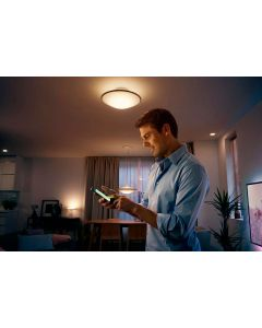 Lampa Sufitowa Plafon LED PHOENIX Philips HUE 31151/31/PH 8718696126523