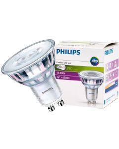 Żarówka LED GU10 4,6W = 50W 390lm 6500K Zimna 36° PHILIPS