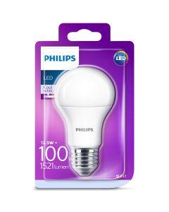 Żarówka LED E27 A60 12,5W = 100W 1521lm 4000K Neutralna 200° PHILIPS