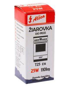 Żarówka Specjalistyczna do Piekarnika E14 25W T25 110lm