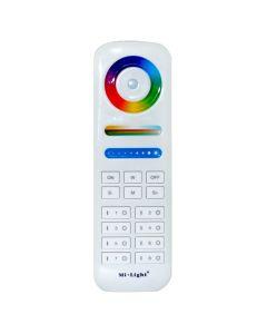 Pilot LED RGB+CCT radiowy 8 STREF Wi-Fi DOTYK Mi-Light - FUT089