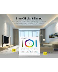 PANEL LED naścienny jednostrefowy RGB+CCT Mi-Light - B0