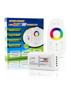 Sterownik LED RGB+W ODBIORNIK 216W + Pilot RF Wi-Fi Mi-Light FUT027