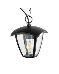 Lampa zewnętrzna oprawa ogrodowa wisząca IGMA E27 Polux