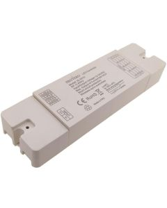 Odbiornik Sterownik do taśm LED RGB / RGBW / CCT / DIM 4x 6A VOLTA 12V / 24V DC ProVero