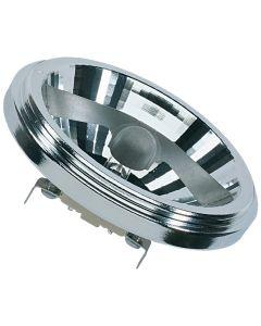 Żarówka G53 AR111 50W 510lm 2950K Ciepła 24° CRI100 12V OSRAM Halospot