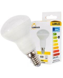 Żarówka LED E14 R50 6W = 60W 540lm 3000K Ciepła 120° LUMILED
