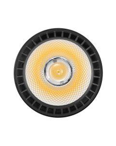 Reflektor szynowy LED czarny 30W 3000K Ciepła barwa