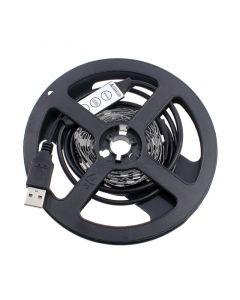 Taśma LED-USB-5050 9,6W 2m 40 LED IP33 RGBW + B. CIEPŁA 5V