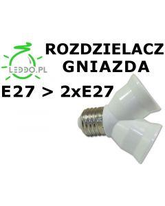 Rozdzielacz E27