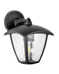 Kinkiet lampa oprawa zewnętrzna ogrodowa ścienna dół IGMA E27 Polux