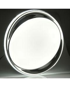 PLAFON LED diament lampa oprawa sufitowa 50cm 3000-6500K z pilotem GLOSSY 2 Polux