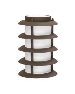 Klosz do LAMP Opraw Ogrodowych POLUX SERENA COFFEE Brązowy