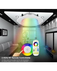 Sufitowa OPRAWA LED okrągła DOWNLIGHT 6W RGB+CCT Mi-Light - FUT068