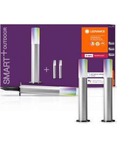 SMART+ 3x Lampa ogrodowa GARDENPOLE Extension RGB+W LEDVANCE ZigBee