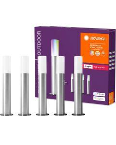 SMART+ 4x Lampa ogrodowa GARDENPOLE słupek 8,5W 420lm RGB+W LEDVANCE ZigBee
