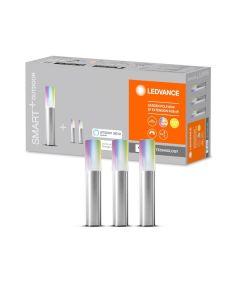 Słupki oświetleniowe LED RGB+W 1,9W SMART+ WiFi Garden 3 POLE Mini LEDVANCE - Rozszerzenie
