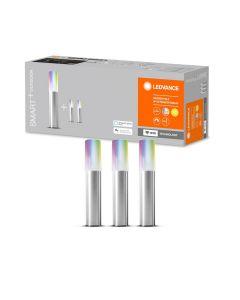 Słupki oświetleniowe LED RGB+W 3,1W SMART+ WiFi Garden 3 POLE LEDVANCE - Rozszerzenie